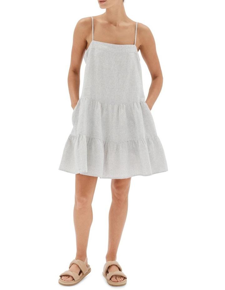 Elvina Tiered Mini Dress image 1
