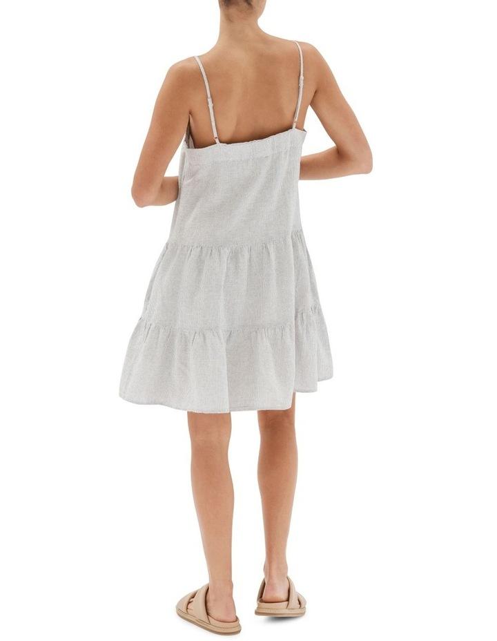 Elvina Tiered Mini Dress image 2