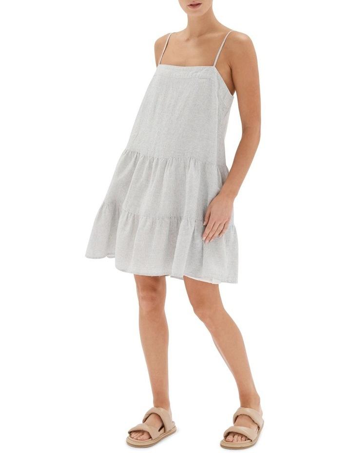 Elvina Tiered Mini Dress image 3