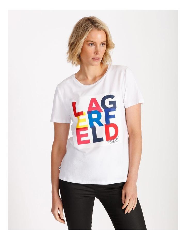 Multi Lagerfeld Tee image 1