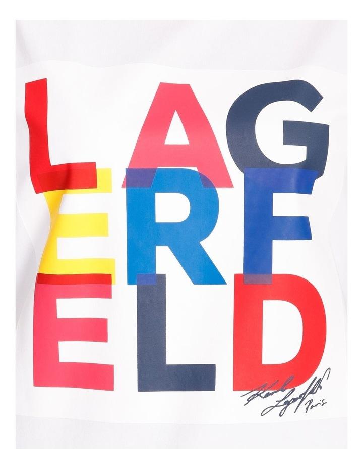 Multi Lagerfeld Tee image 5