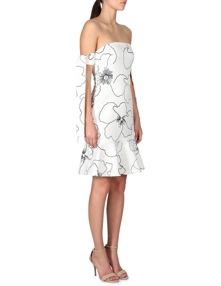 Silver Charm Off The Shoulder Dress image 2