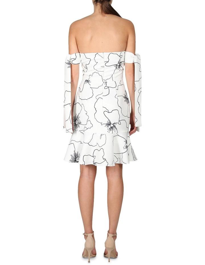 Silver Charm Off The Shoulder Dress image 3