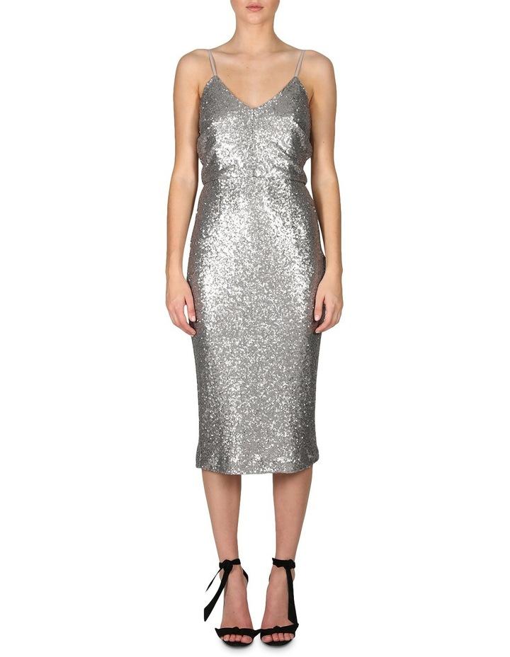 Midnight Lucky Sequin Dress image 1