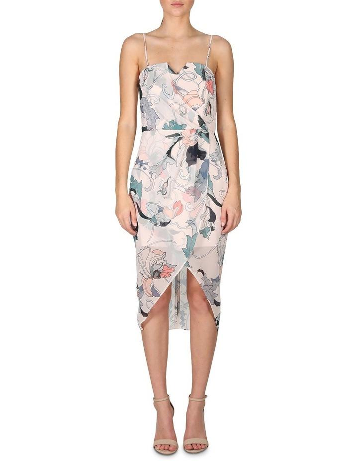 Whirl Away Drape Dress image 1