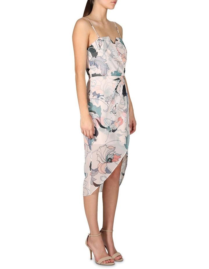 Whirl Away Drape Dress image 2