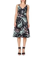 Cooper St - Rainforest Fit And Flare Dress