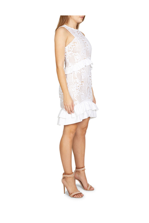 Cooper St - Sandy Shore Ruffle Dress