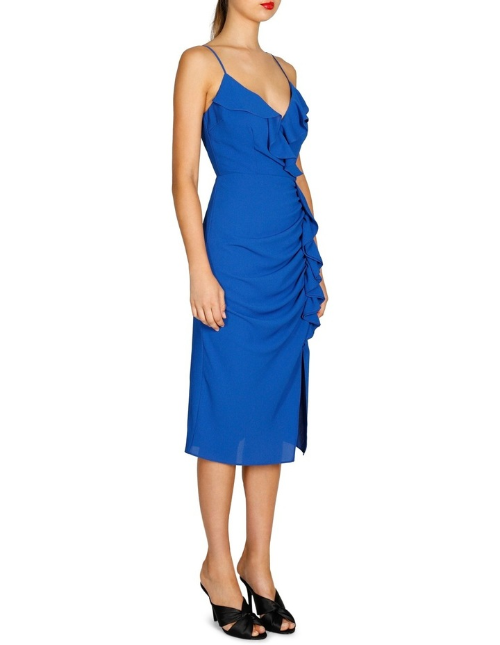 Camilla Frill Drape Dress image 2