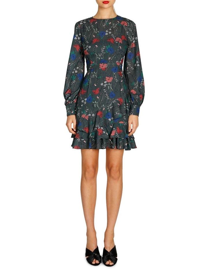 Abella Long Sleeve Mini Dress image 1