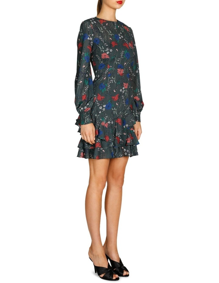 Abella Long Sleeve Mini Dress image 2