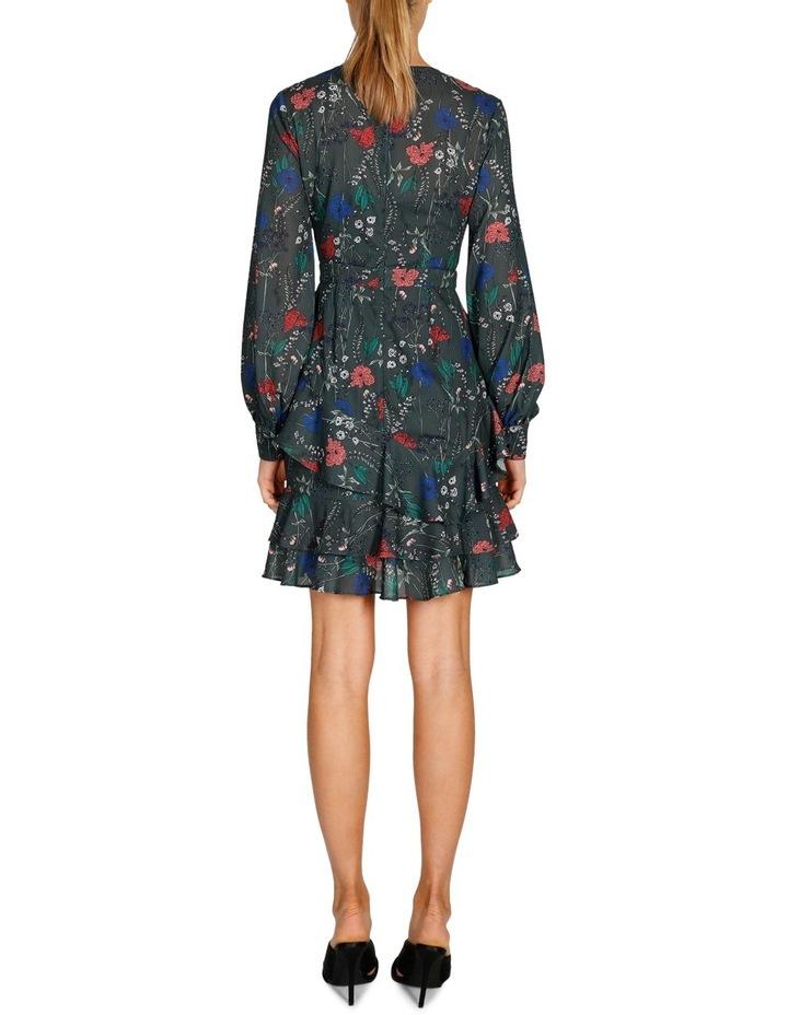 Abella Long Sleeve Mini Dress image 3
