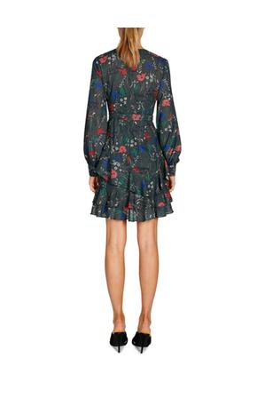 Cooper St - Abella Long Sleeve Mini Dress