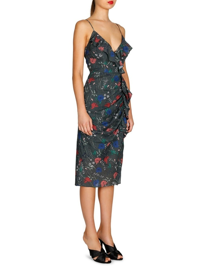 Abella Frill Drape Dress image 2