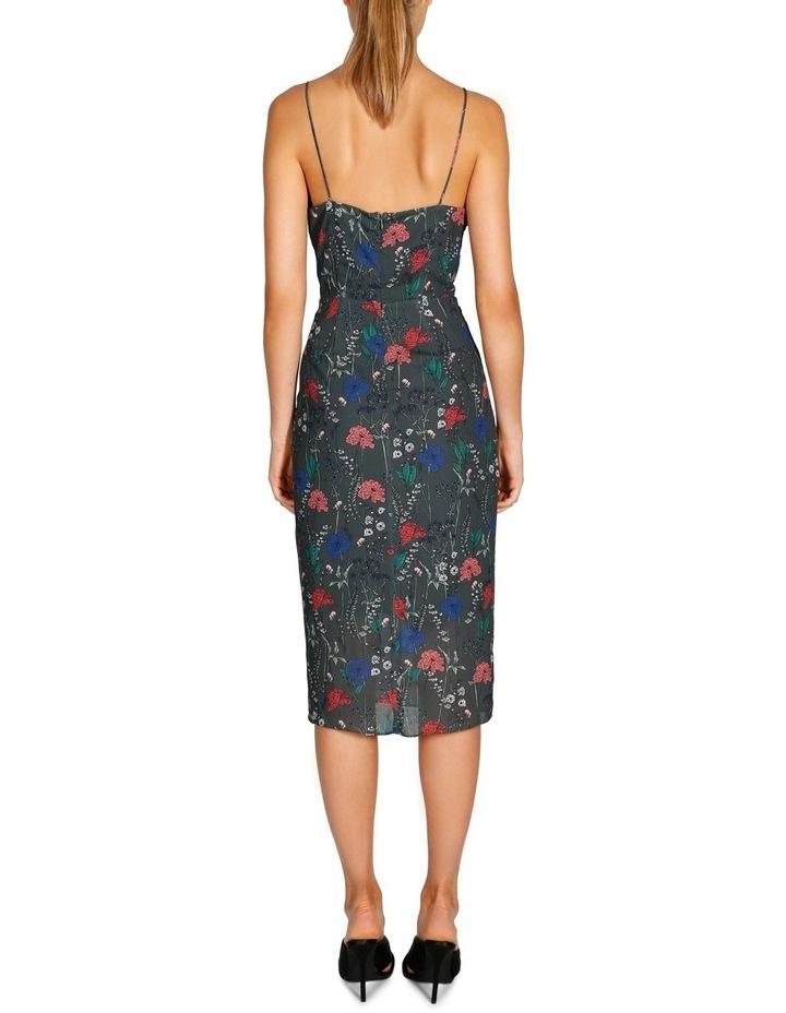 Abella Frill Drape Dress image 3
