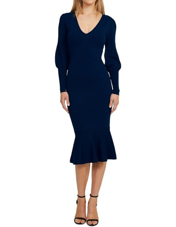 4b0ce573be9 Cooper St Alexandra Fitted Knit Dress