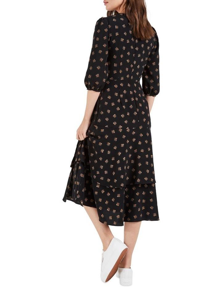 Jade Tie Waist Midi Dress image 2
