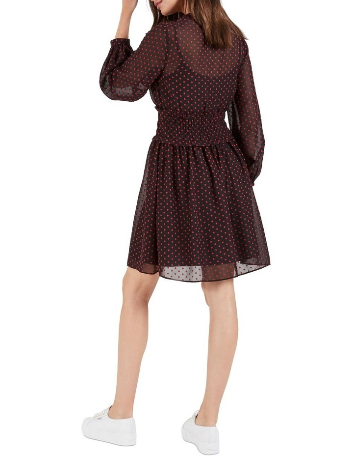Gracie Tie Sleeve Mini Dress image 2