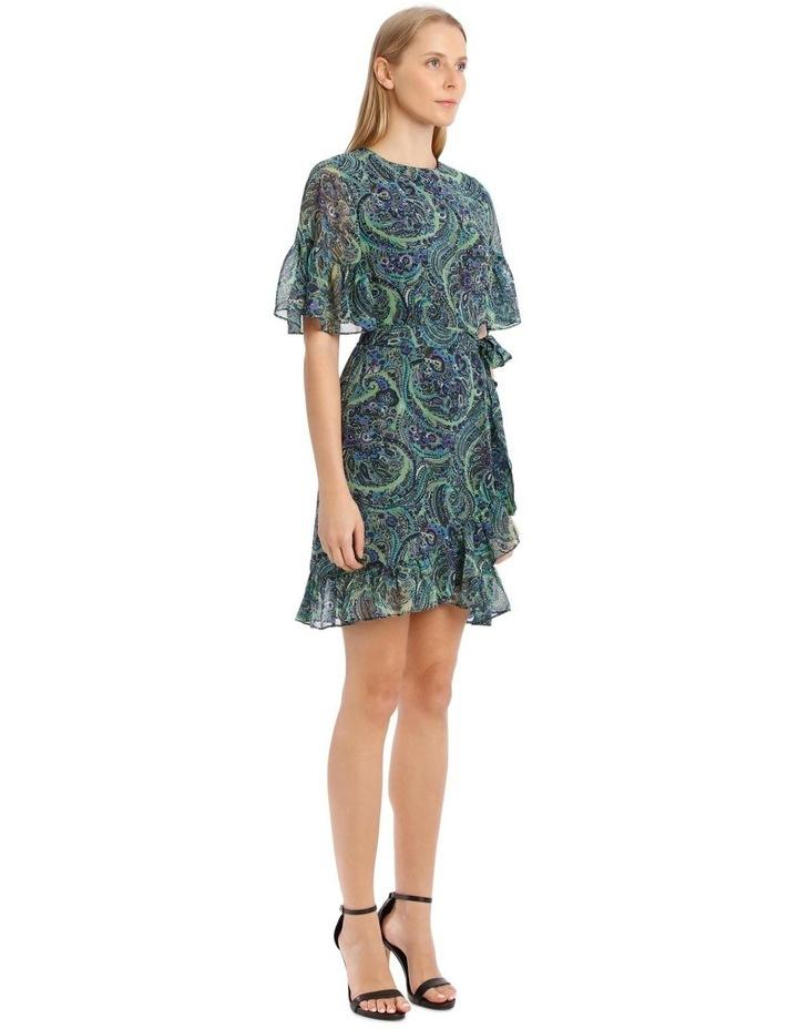 Fleetwood Frill Sleeve Mini Dress image 2