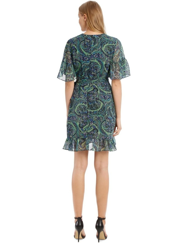 Fleetwood Frill Sleeve Mini Dress image 3