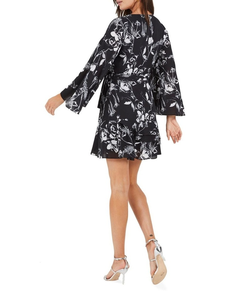 Your Own Way Frill Mini Dress image 4