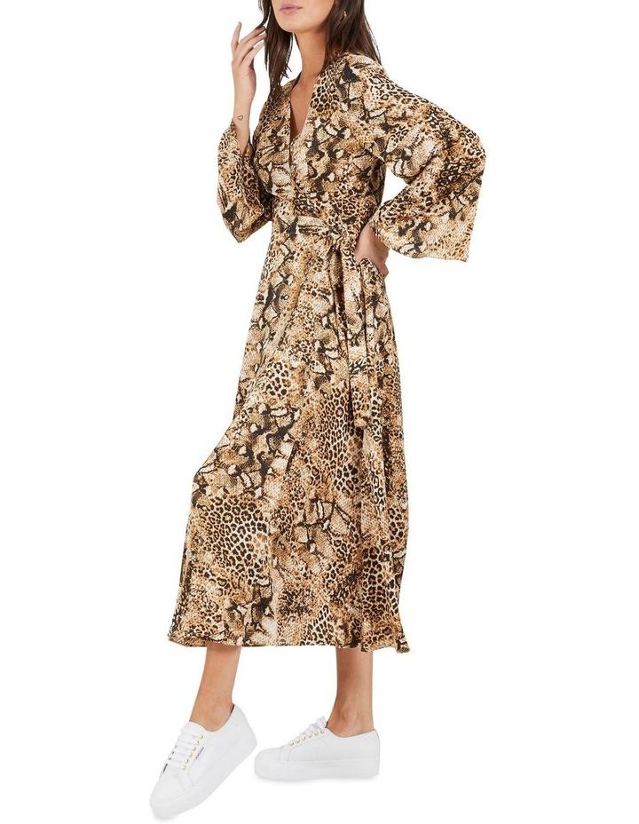 Cant Wait Long Sleeve Midi Dress image 1
