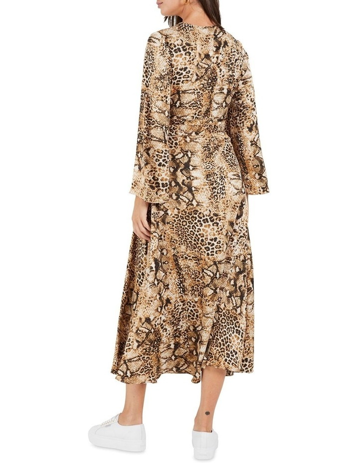 Cant Wait Long Sleeve Midi Dress image 2