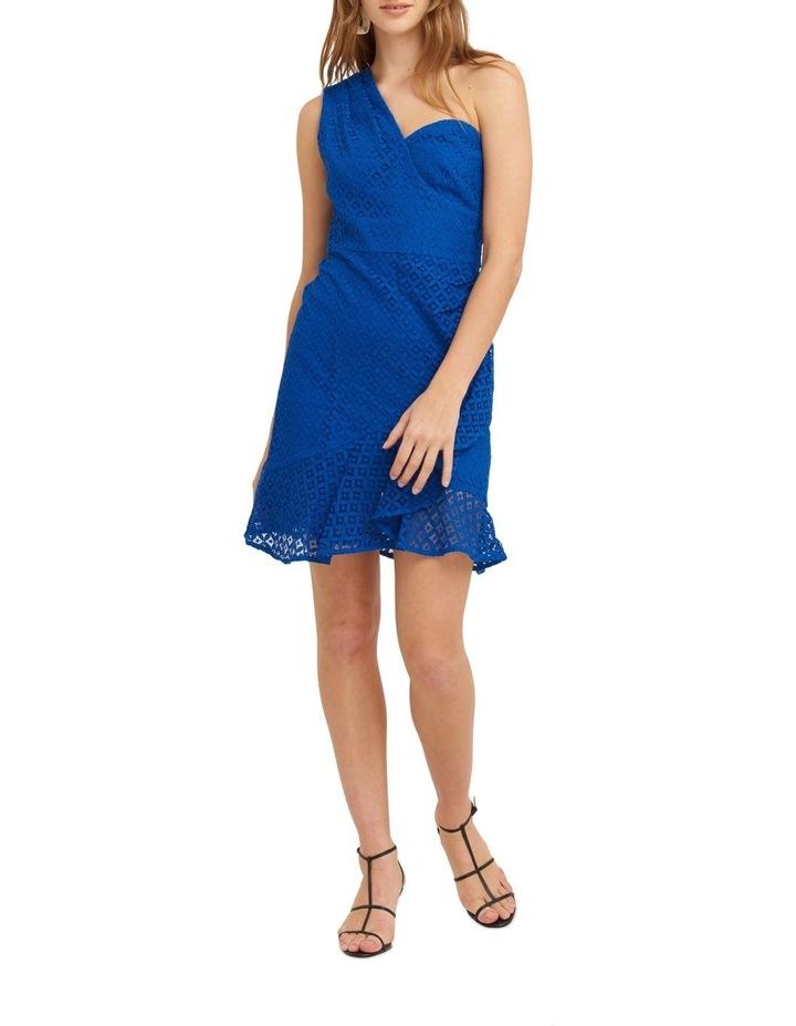 Esme One Shoulder Mini Dress image 1