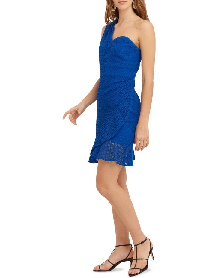 Esme One Shoulder Mini Dress image 2