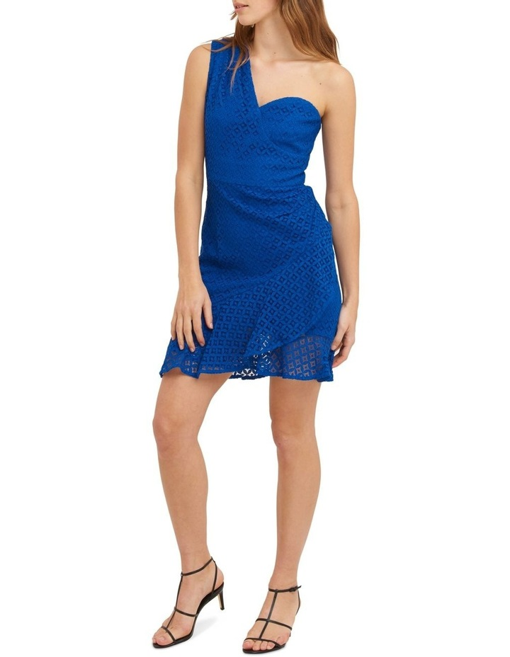Esme One Shoulder Mini Dress image 3