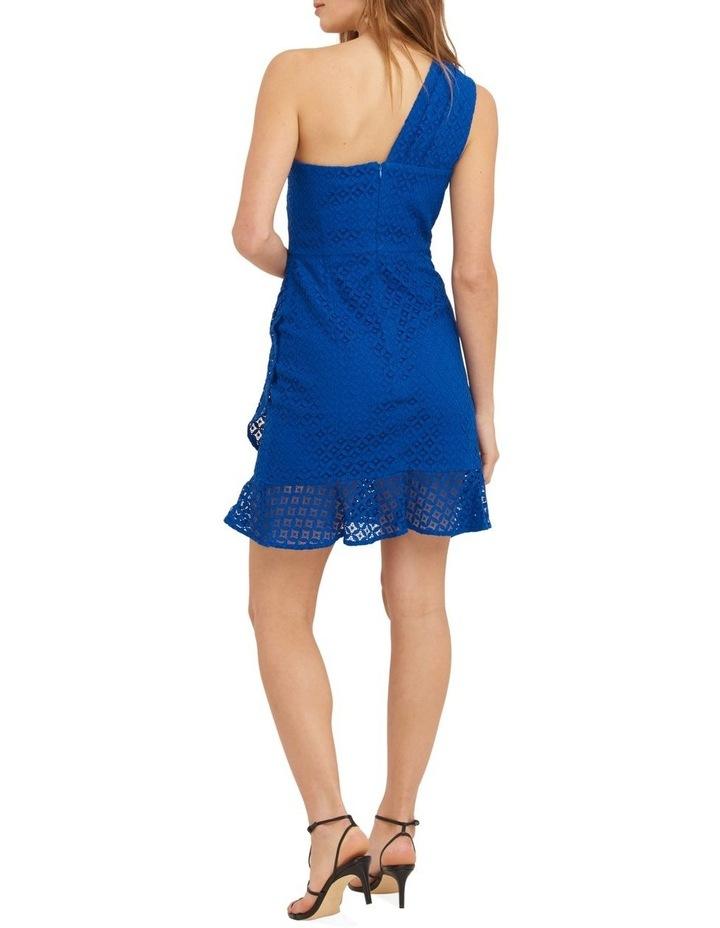 Esme One Shoulder Mini Dress image 4
