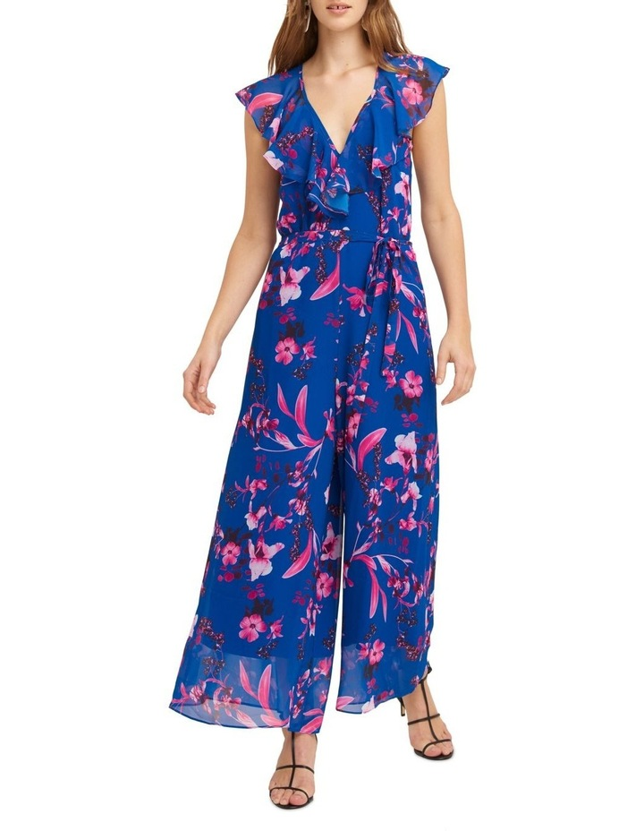 Piper Frill Sleeve Jumpsuit image 1