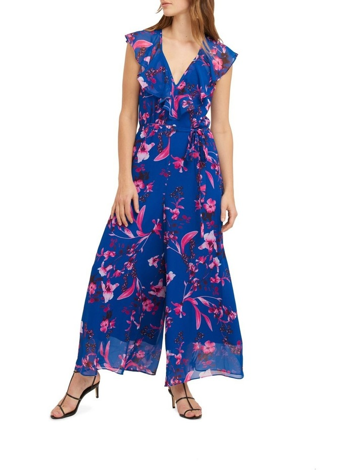 Piper Frill Sleeve Jumpsuit image 2
