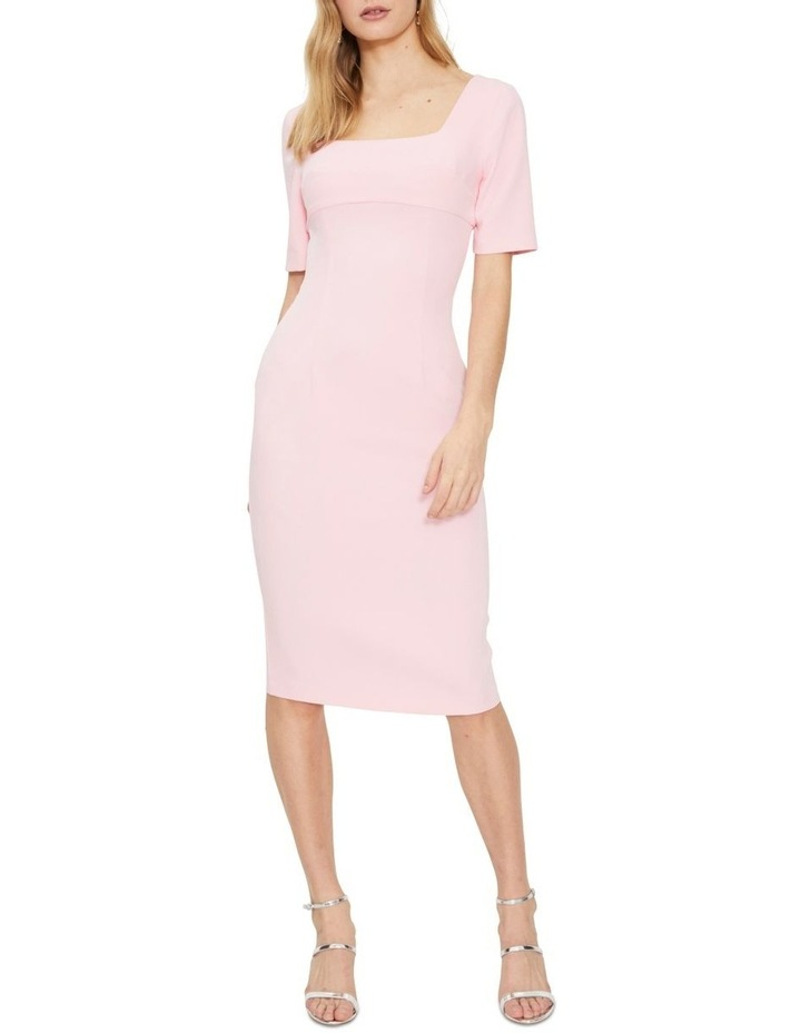 Hailey Fitted Dress image 1