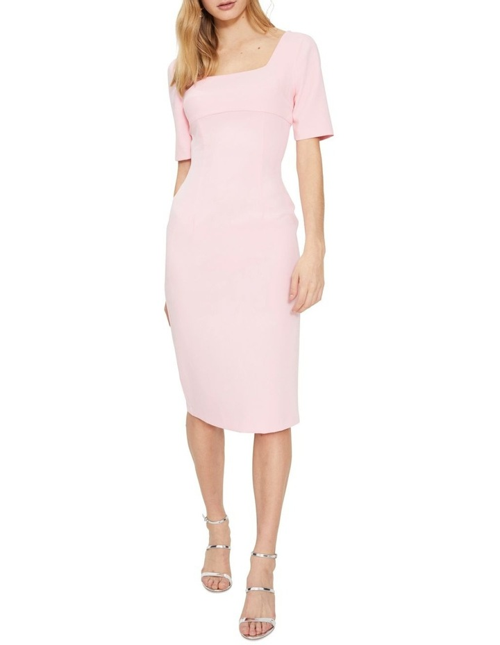 Hailey Fitted Dress image 2