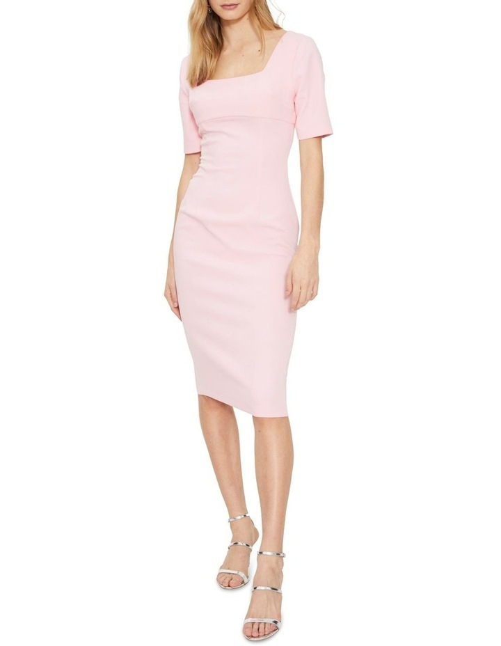 Hailey Fitted Dress image 3