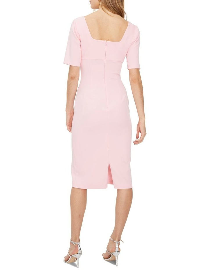 Hailey Fitted Dress image 4