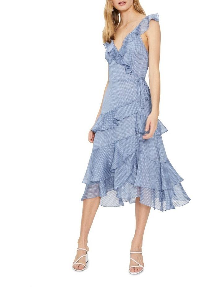Molly Frill Midi Dress image 1