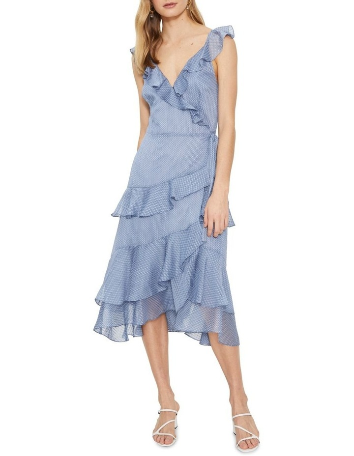 Molly Frill Midi Dress image 2