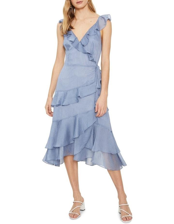 Molly Frill Midi Dress image 3
