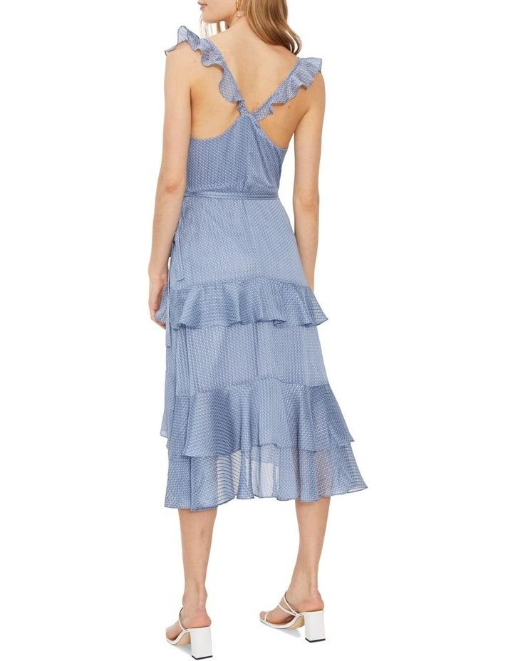 Molly Frill Midi Dress image 4
