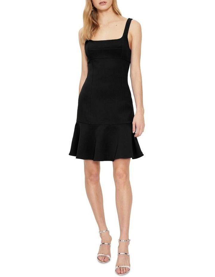 Mila Fitted Mini Dress image 1