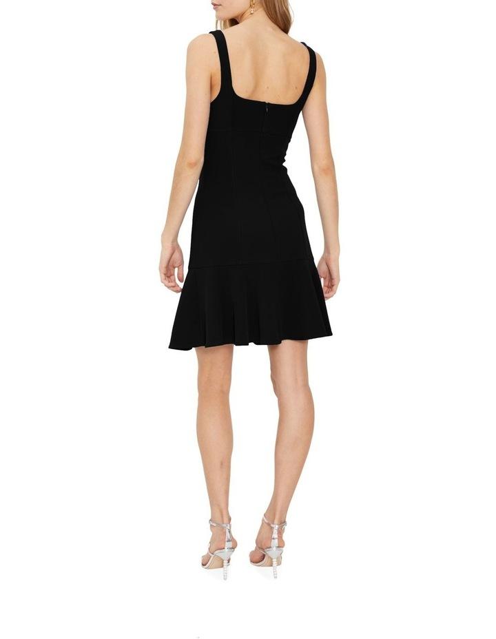 Mila Fitted Mini Dress image 2