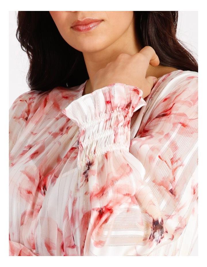 Alicia Self Stripe Dress image 4