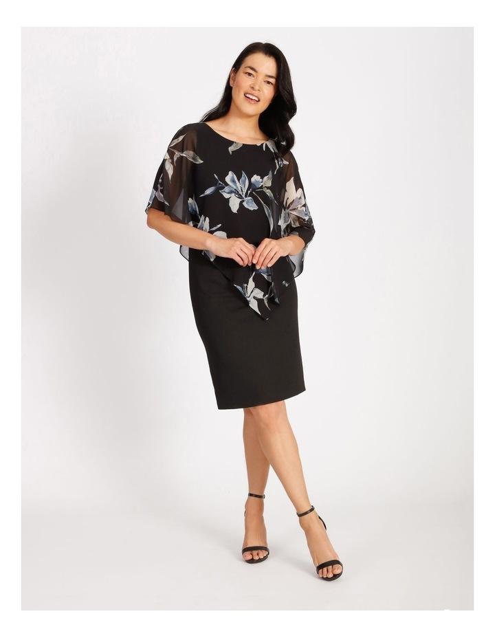 Asymmetrical Overlay Dress image 1