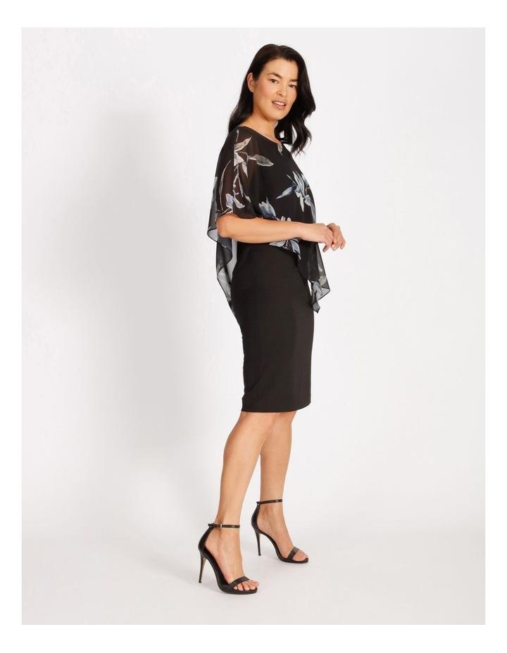 Asymmetrical Overlay Dress image 2