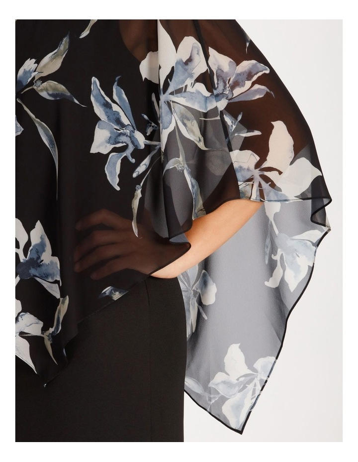 Asymmetrical Overlay Dress image 4