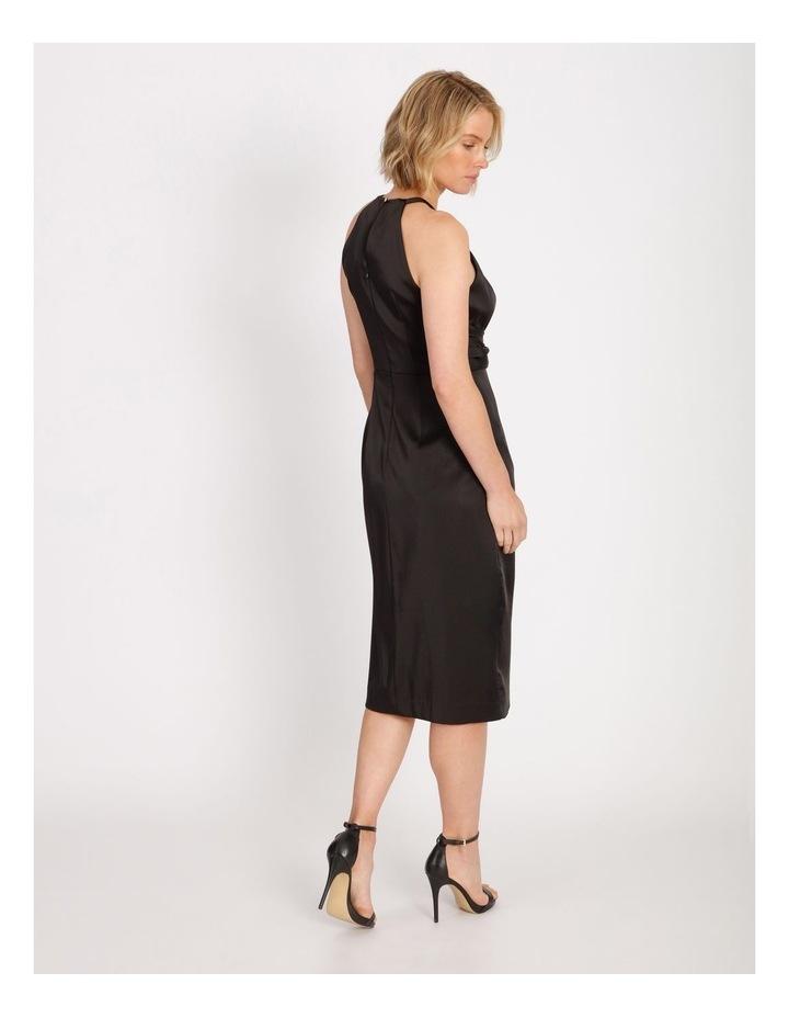 Sarong Tie Waist Dress image 3