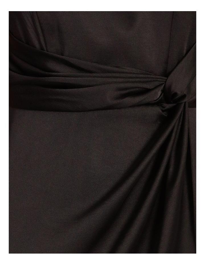 Sarong Tie Waist Dress image 5