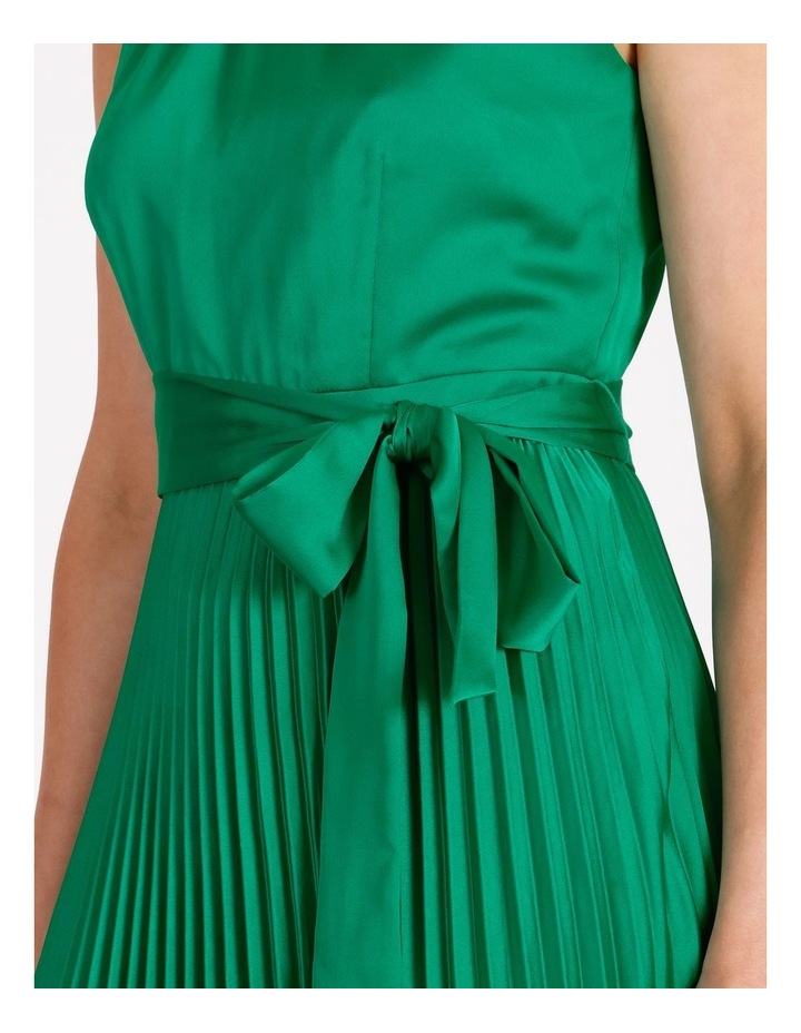 Halter Neck Capri Pleat Dress image 4